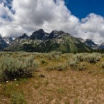 10 Stitched Photos of the Grand Tetons