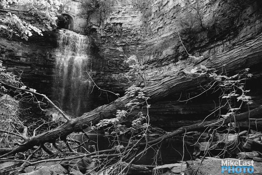 Upper Chedoke Falls - Hamilton, ON