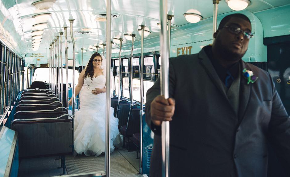 TTC Streetcar Wedding - Kim and Kevin - Paradise Banquet Hall - Vaughan Ontario