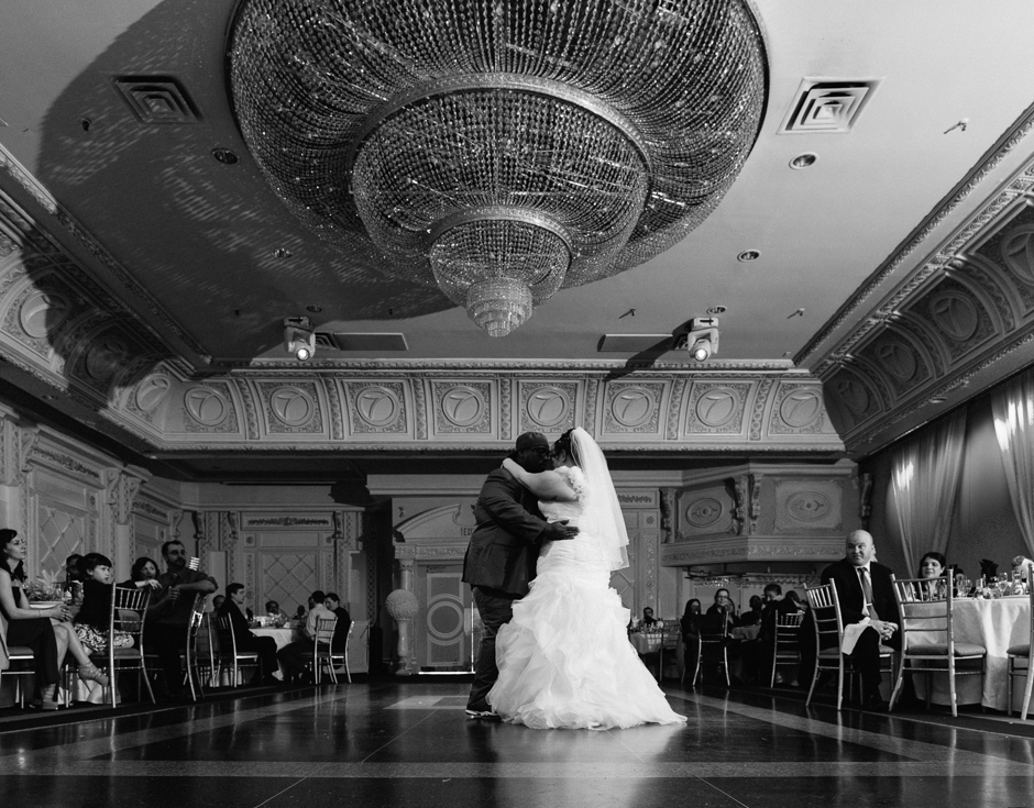 First Dance - Kim and Kevin - Paradise Banquet Hall - Vaughan Ontario