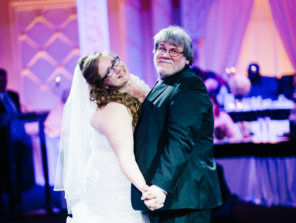 Father Daughter Dance - Kim and Kevin - Paradise Banquet Hall - Vaughan Ontario