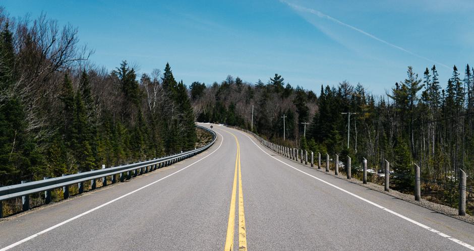Highway 60 - Algonquin Park, Ontario