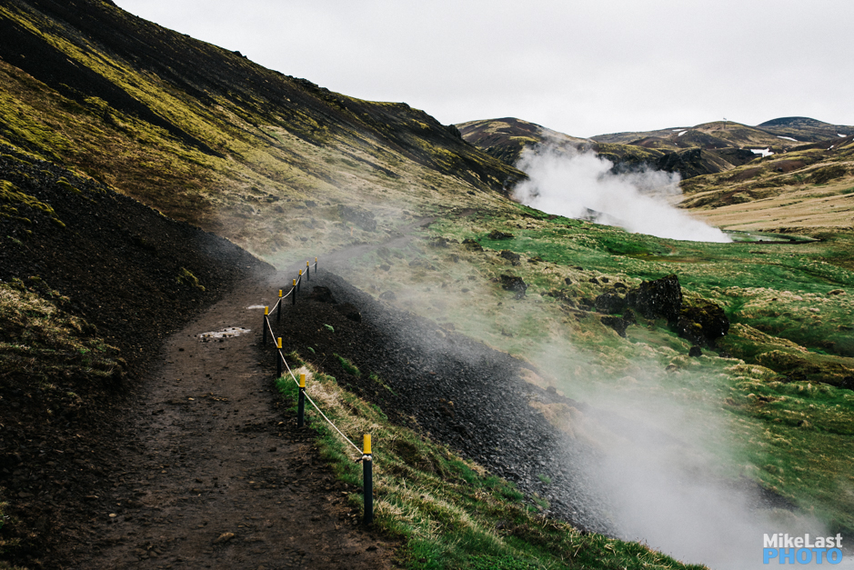 The Geothermal Steam - Hveragerði