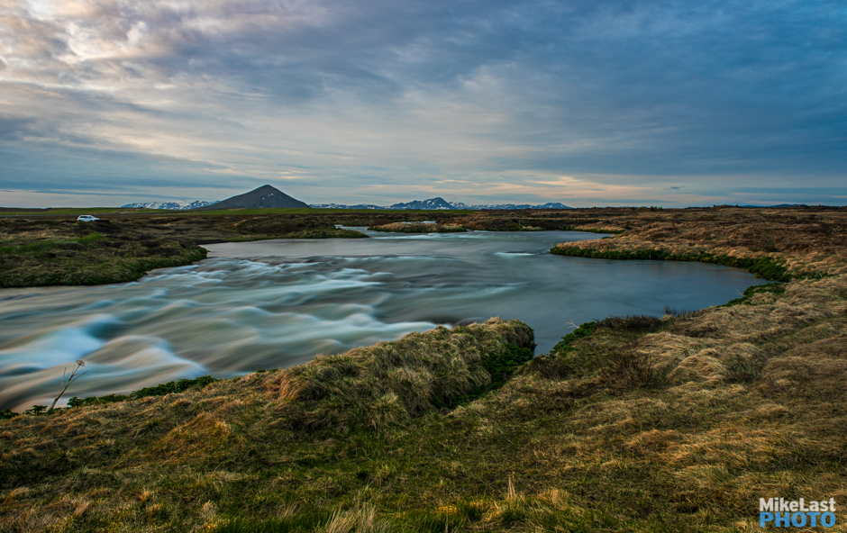 The River in Myvatn