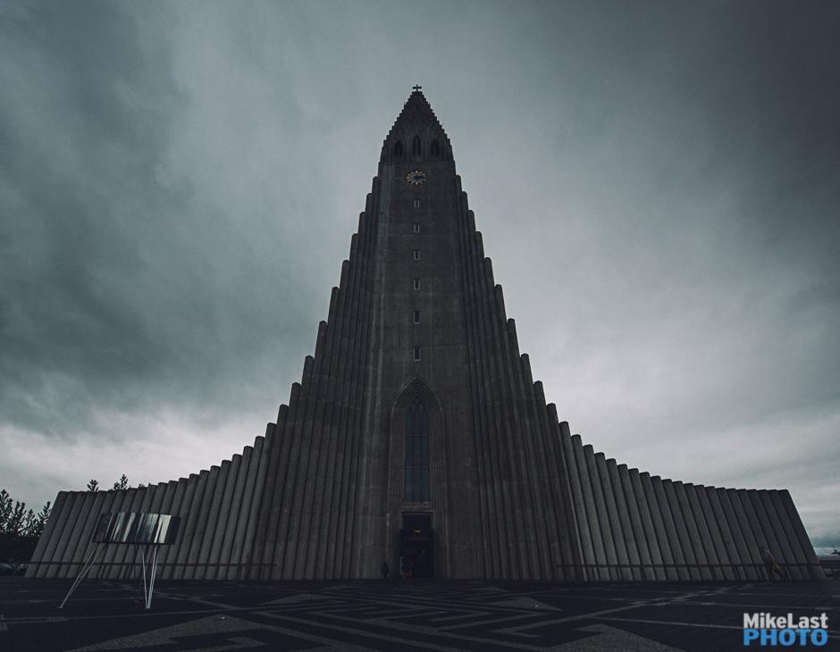 Hallgrímskirkja Reykjavik Iceland