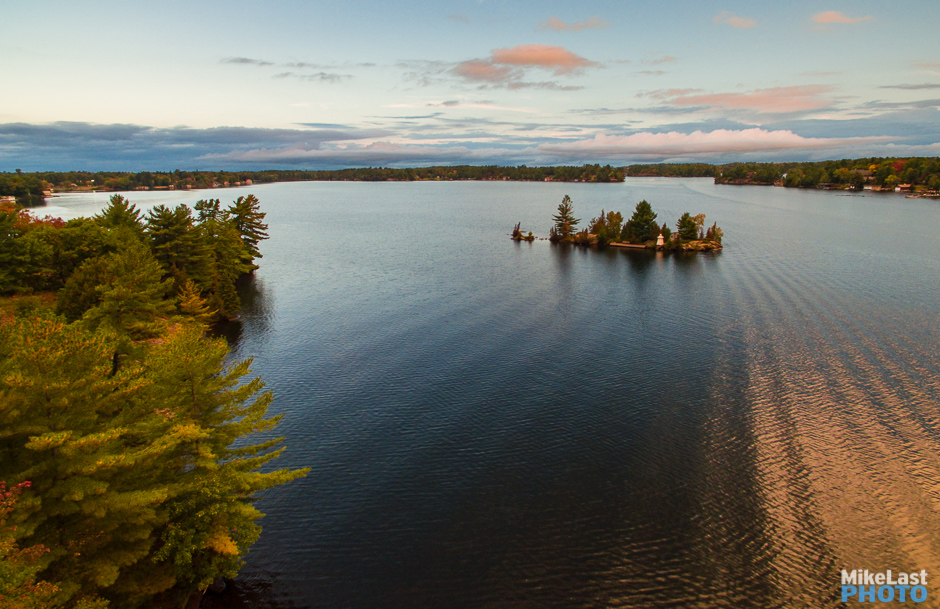 Greavette Island on Lake Muskoka