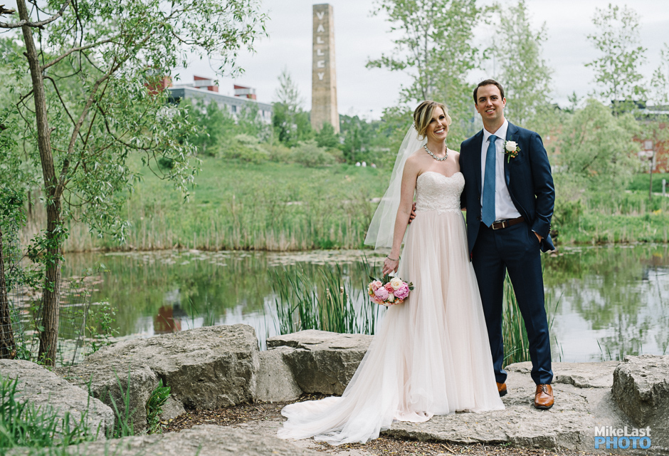 Lizzie and Jeff - Wedding - Evergreen Brickworks, Toronto