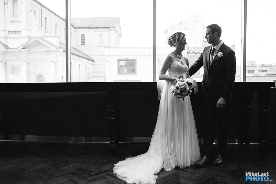 Lizzie and Jeff - Wedding - The Forth, Toronto
